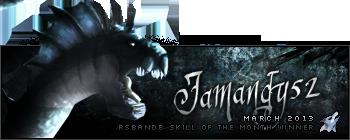 Jamandy52 March 2013