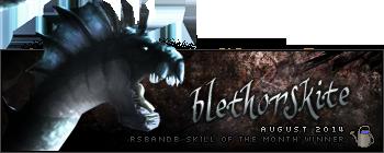 blethorskite August 2014