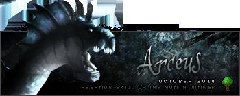 Arceus October 2014