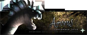 Arceus September 2015
