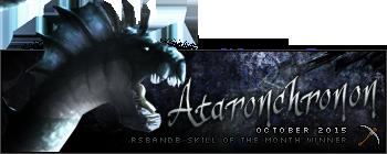Ataronchronon October 2015