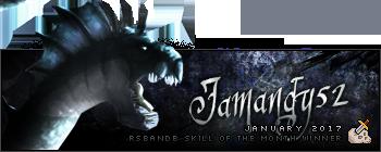 Jamandy52 January 2017