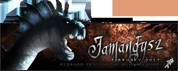Jamandy52 February 2017