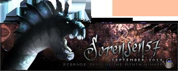 Sorensen57 September 2018