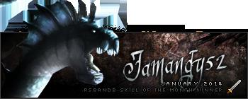 Jamandy52 January 2014